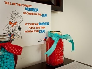 Guessing Game.Guess Games, Birthday Parties, Seuss Parties, 1St Birthday, Parties Ideas, Dr. Seuss, Dr. Suess, Baby Shower, Birthday Ideas