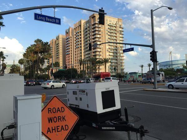 Rent Power Generator in Long Beach, CA