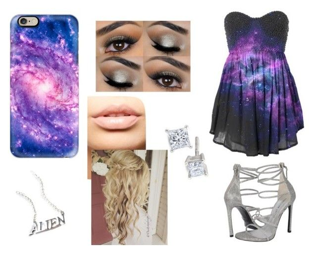 Space by jill-nicole-1 on Polyvore featuring Disturbia, Casetify and MDMflow