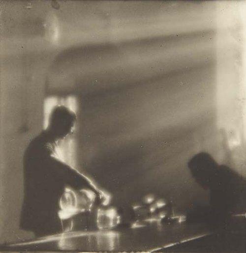 From the Veteran's Hospital, by Josef Sudek 1922-1927