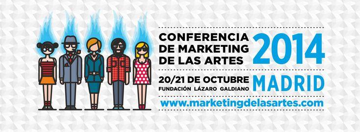 Conferencia de Marketing de Las Artes 2014