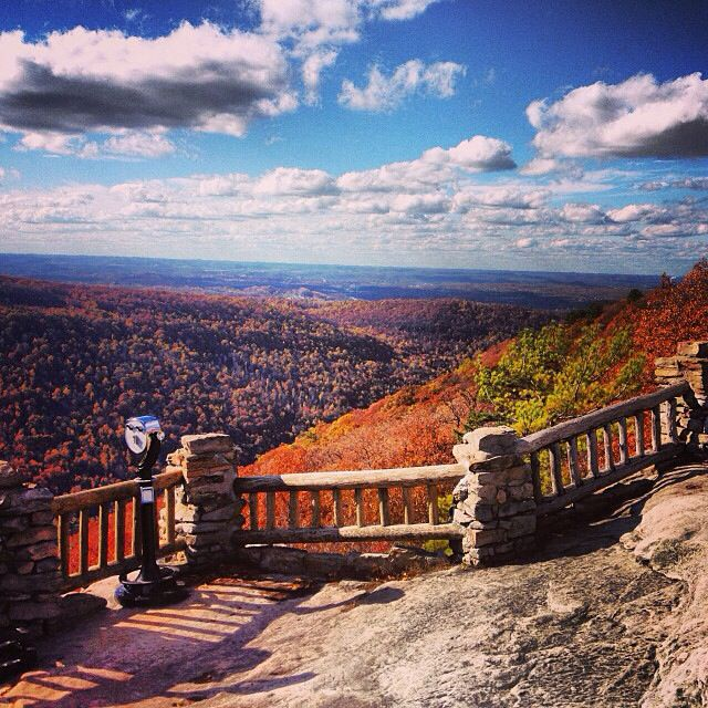 Best Places To Vacation In March In Teh Southern Us: Almost Heaven, West Virginia