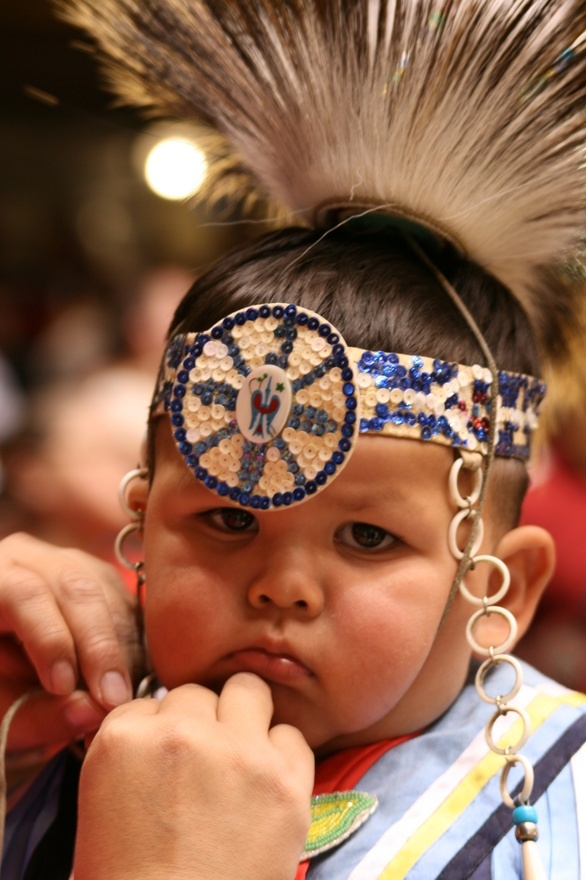 Gathering of Nations in Albuquerque - April 26-28, 2012. An amazing dream of color, dancing and drums. jtroser