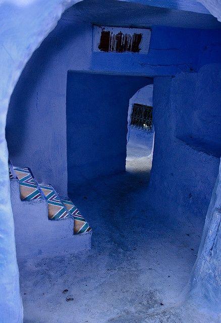 The blue room. Xk #kellywearstler