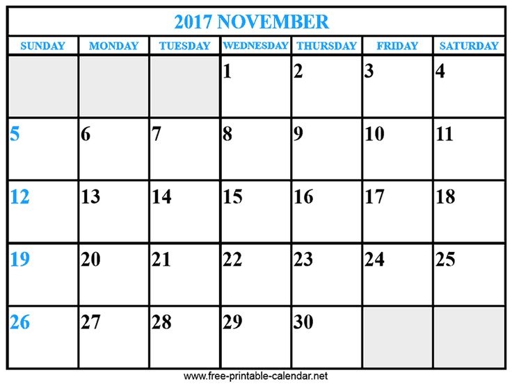 278 best Monthly Printable 2018 calendar images on Pinterest - monthly calendar