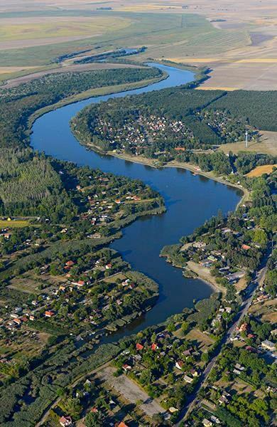 Szelidi tó. Hungary