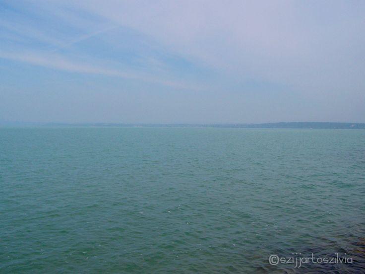 Balatonvilágos 201404 - Balaton tavasszal