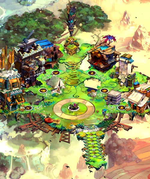 Bastion // SUPERGIANT GAMES.