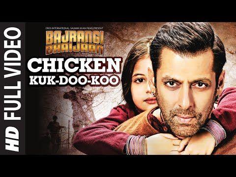 Chicken Kuk-Doo-Koo FULL VIDEO Song - Mohit Chauhan, Palak Muchhal | Salman Khan | Bajrangi Bhaijaan - YouTube