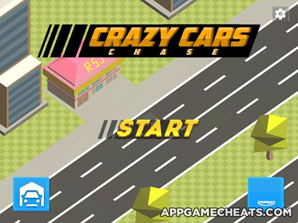 Crazy Car Chase Cheats & Hack for Coins & All Cars Unlock  #Action #CrazyCarChase #Racing http://appgamecheats.com/crazy-car-chase-cheats-hack/