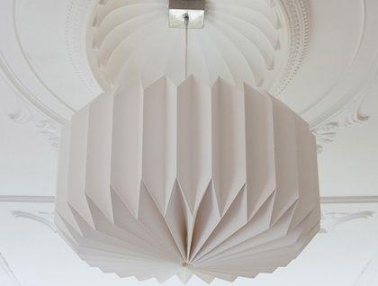VFold Handmade Folded Origami Lightshade
