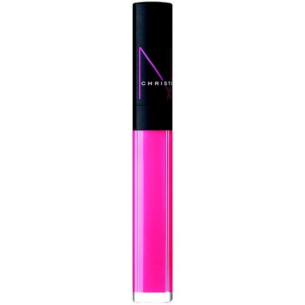 Christopher Kane for NARS Lip Gloss ($26) ❤ liked on Polyvore featuring beauty products, makeup, lip makeup, lip gloss, beauty, lips, lipstick, apparel & accessories, lip glaze and nars cosmetics