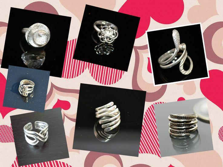 Valentijnstips!  Prahctige verstelbare zilveren ring.  Gratis verzending in Nederland www.dczilverjuwelier.nl