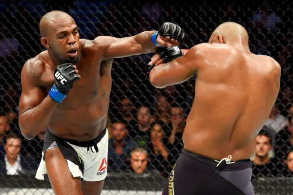 MMA  Jon Jones seeks super fight with Brock Lesnar
