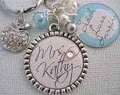 Keychains, necklaces, and charm sets