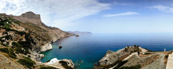 Discover the Big Blue of Amorgos ! Temps magnifique pour un séjour-découverte de l'île !