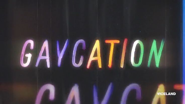 Art of the Title: Gaycation (2016) Main Titles