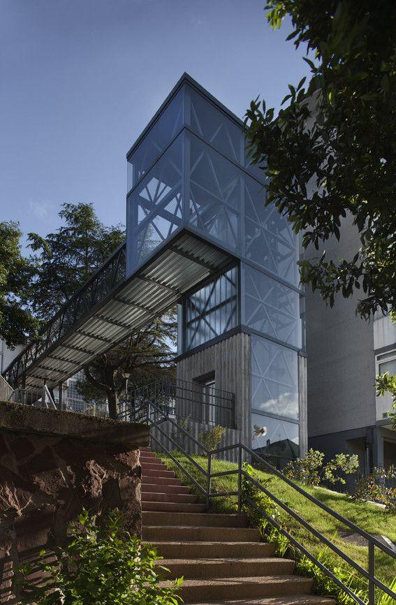 Galería de Urbanización y Ascensor urbano / VAUMM - 2