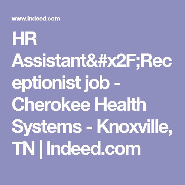 The 25+ best Receptionist jobs ideas on Pinterest Receptionist - front desk medical receptionist sample resume