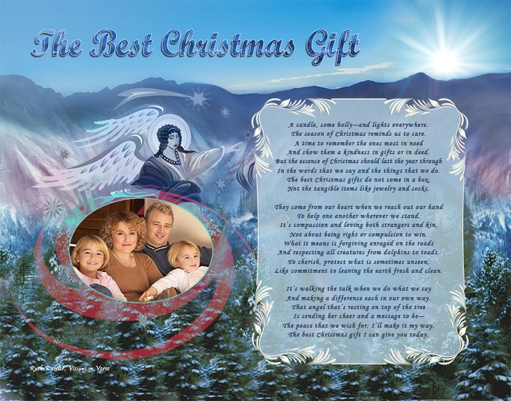 Christmas is a time to think about helping others and
