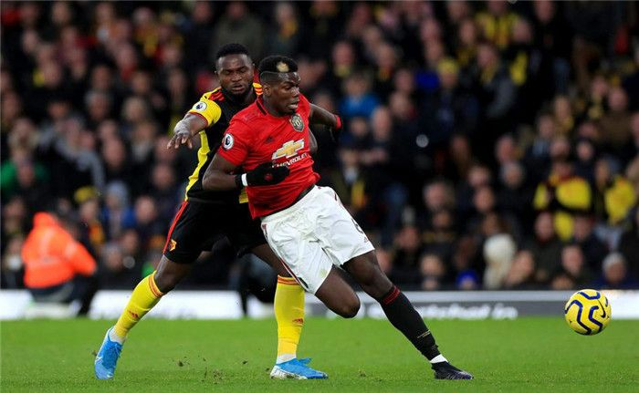 Result Watford 2 0 Manchester United English Premier League Match Time 22 12 2019 22 00 Sunday Gmt 8