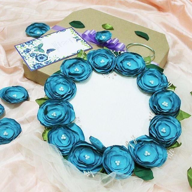 Kado pernikahan Sulaman nama Bride & Groom_Customize wedding gift