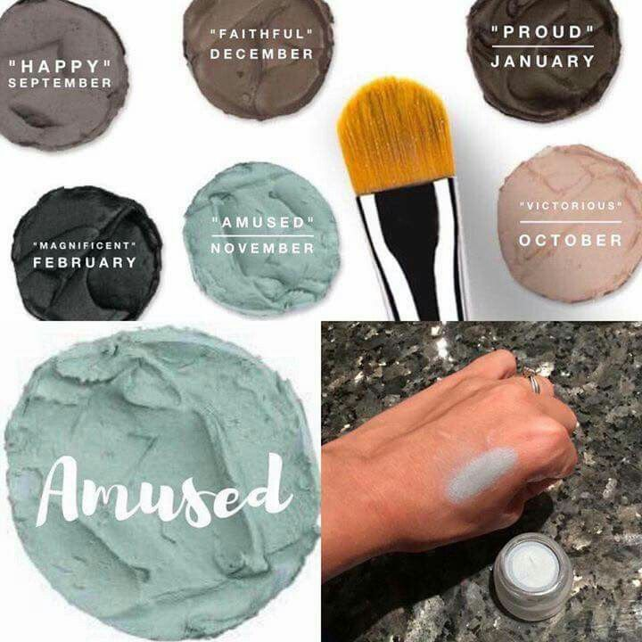 So, for the next few months Younique will continue to release a new matte Splurge Cream Shadow color each month. This month's color is called Amused! I love the way the cream shadow goes on, and they look soooo nice. Totally ordering this color, who else wants it?? :) Get yours today at www.youniqueproducts.com/beautywithkorinadine