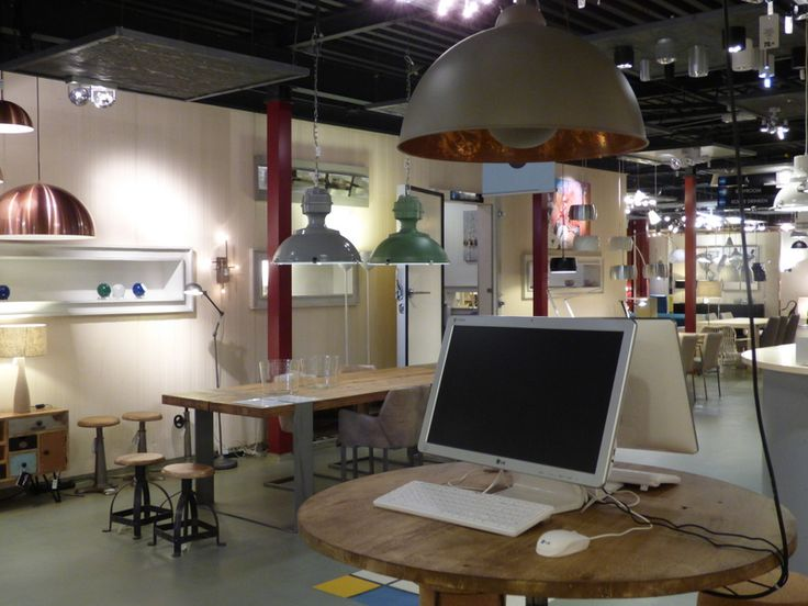 Foto 39 s showroom winkel klik op de link hier om op onze for Interieur verlichting