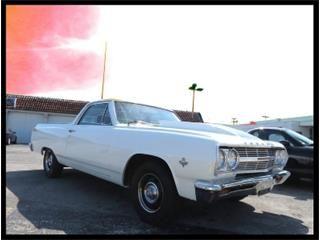 1965 Chevrolet El Camino for Sale | ClassicCars.com | CC-652429