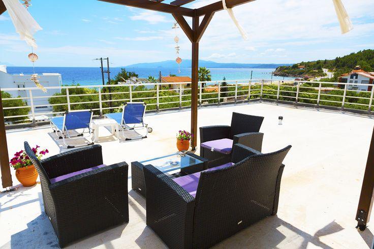 Balcony - private terrace