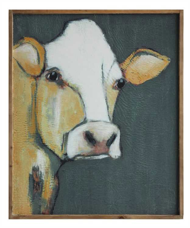 1000 Images About Vintage Style Cow Wall Decor And Home
