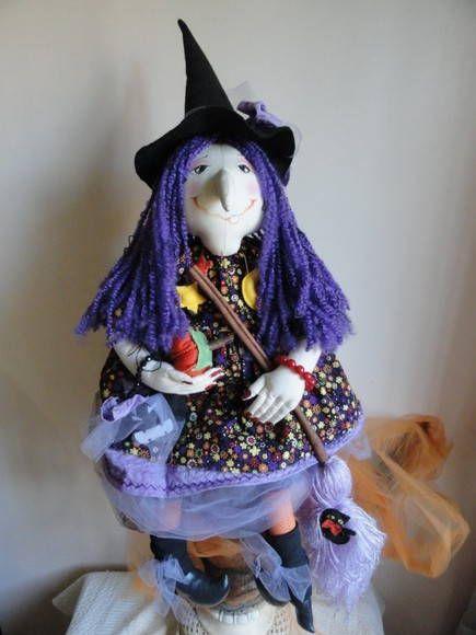 Bruxa Madame Felícia