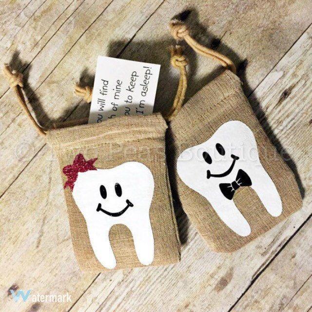 Tooth Fairy Pillow Cricut