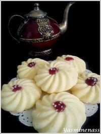 Gâteaux à la noix de coco et à la maizena - A l'orée des douceurs