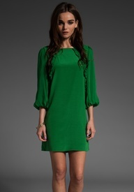 simple green dress just don't click on the link...