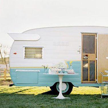 VINTAGE SHASTA CAMPERS | Vintage Shasta Camper