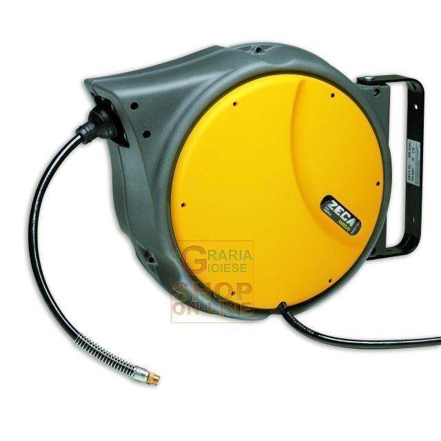 ZECA AVVOLGITUBO AD ARIA AUTOMATICO 15 BAR MM. 8 MT. 16 https://www.chiaradecaria.it/it/accessori-per-compressori/23945-zeca-avvolgitubo-ad-aria-automatico-15-bar-mm-8-mt-16-8057685920255.html