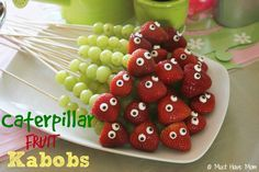 3.4K Flares Twitter 5 Facebook 147 Google+ 1 Pin It Share 3.2K StumbleUpon 79 #caterpillarfruitkabobs #fruitkabobs #gardenparty