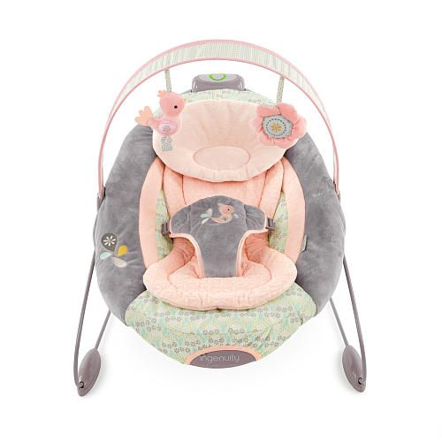 "Ingenuity SmartBounce Automatic Bouncer - Piper - Ingenuity  - Babies""R""Us"