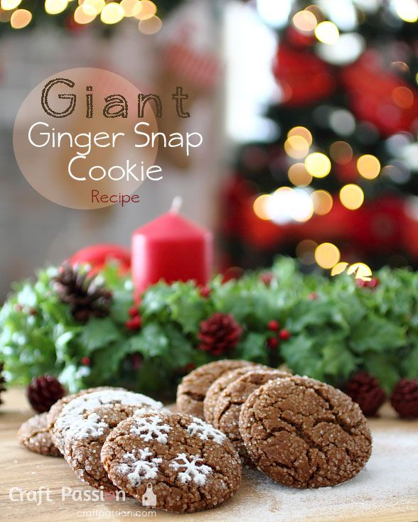 Sugar snaps cookies recipe