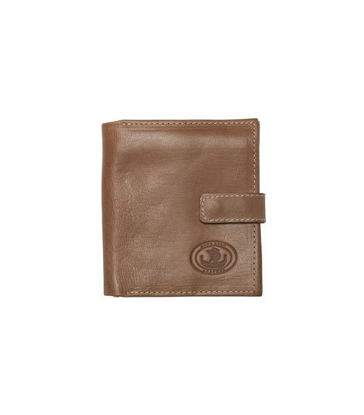Henk Berg | Tito wallet | Vegetable tanned leather | Stylish | Durable | Functional