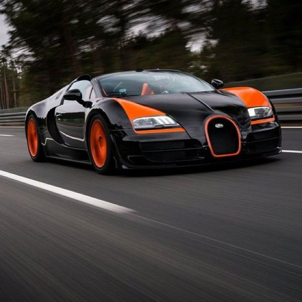 What are your thoughts on the new Bugatti Veyron GSV