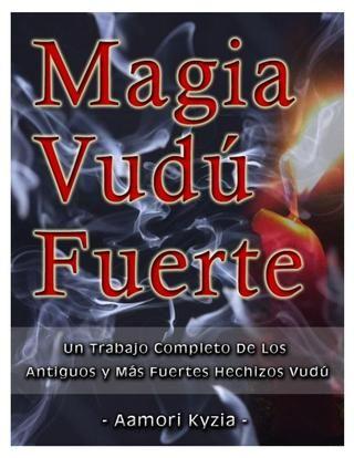 Manual magia vudu fuerte 1