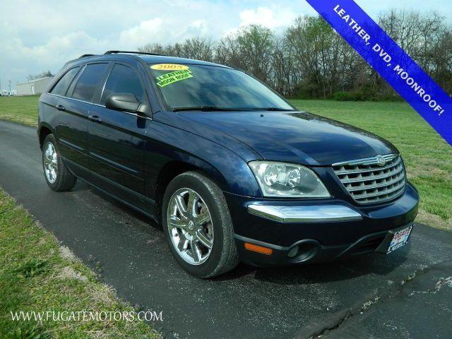 2005 Chrysler Pacifica, 146,185 miles, $7,750.