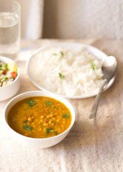 La recette inratable : le dal indien