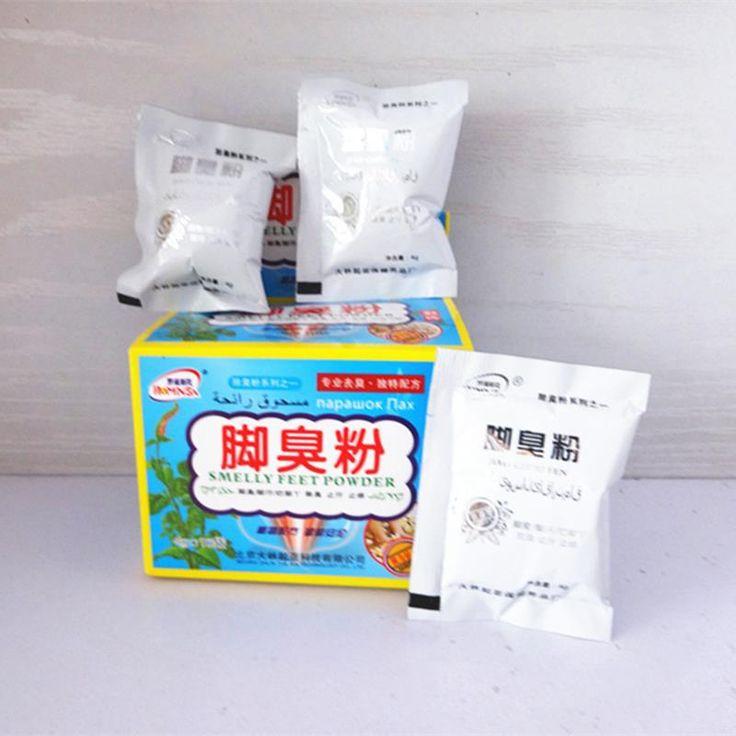 2 Коробка Китайская Медицина Запах Ноги Порошок Удалить Вонючие Авитаминоз Блистер Потных Ног Микоз Стоп Дезодорант Для Ног Уход крем