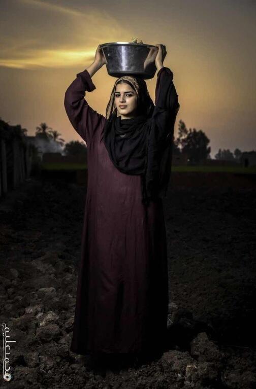 Egyptian Beauty--