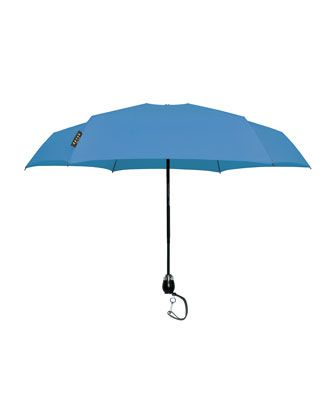 Traveler+Small+Umbrella,+Blue++by+Davek+at+Neiman+Marcus.
