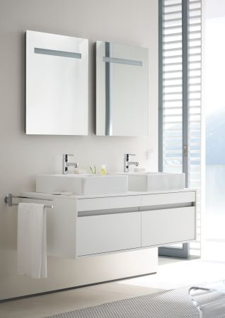 Duravit - Bathroom series: Katho - bathroom furniture from Duravit.