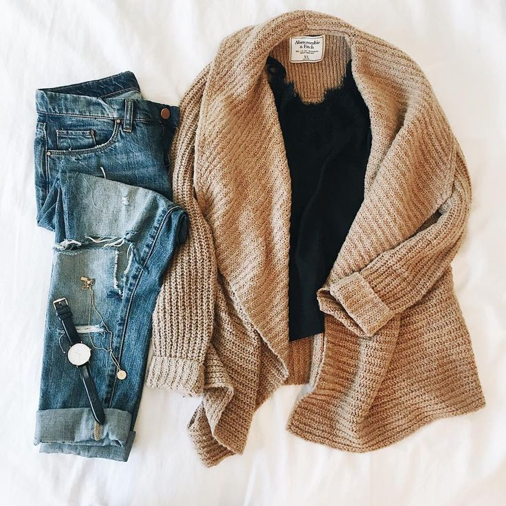 warm winter outfit